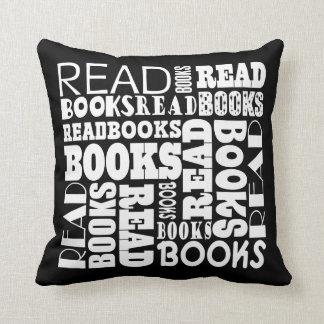 Book Lover Librarian Reading Teacher Pillow
