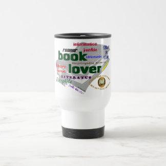 Book Lover Coffee Mug