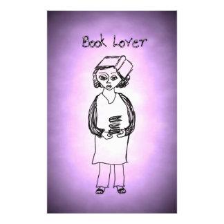Book Lover Photo Print