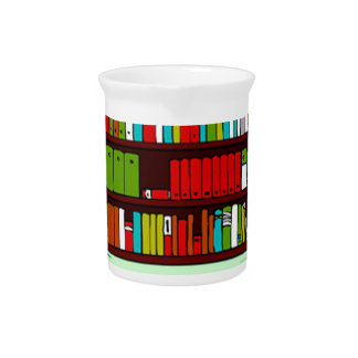 book lover pitchers