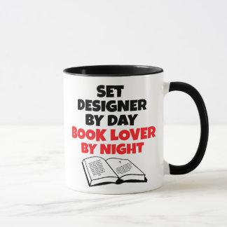 Book Lover Set Designer Mug