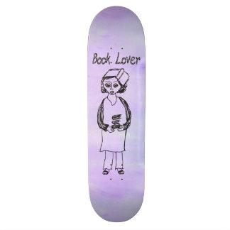 Book Lover Skateboard