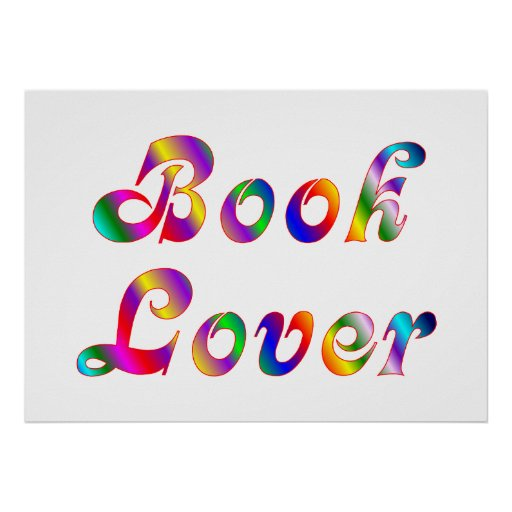 Book Lover - Starting at $11.80 Poster