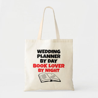 Book Lover Wedding Planner Bags