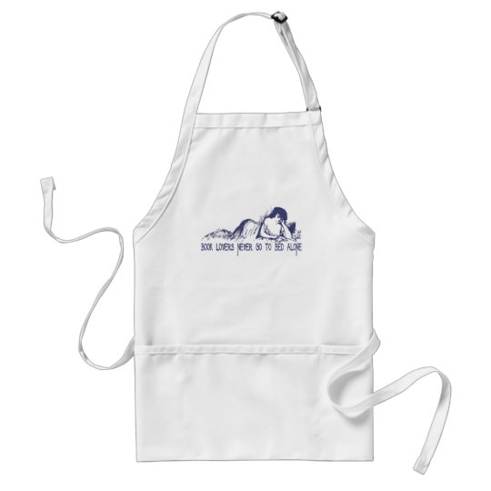 Book Lovers Adult Apron