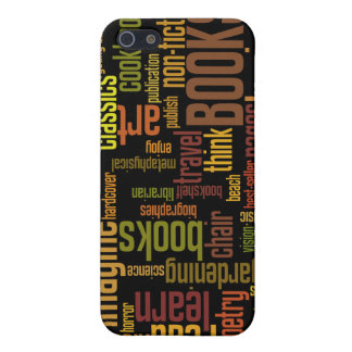 Book Lovers Autumn Colors ®  Cover For iPhone SE/5/5s