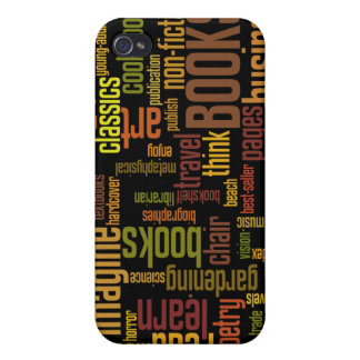 Book Lovers Autumn Colors ®  iPhone 4 Case