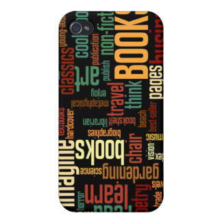 Book Lovers Autumn Colors ®  iPhone 4/4S Covers