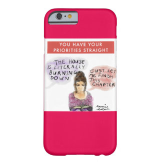 Book-Lovers Barely There iPhone 6 Case
