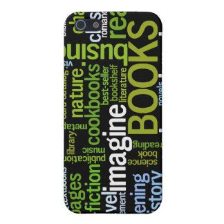 Book Lovers Black ®  iPhone SE/5/5s Cover
