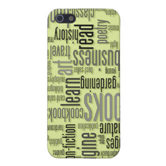Book Lovers Green Apple® iPhone4 Case