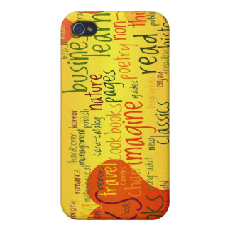 Book Lovers ®  iPhone 4 Cover