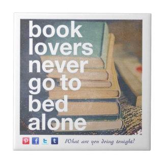 Book lovers - Loving of Books Tile