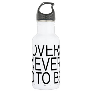 Book lovers never go to bed alone T-Shirts.png Stainless Steel Water Bottle