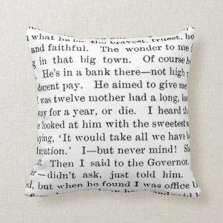 Book Lovers Pillow