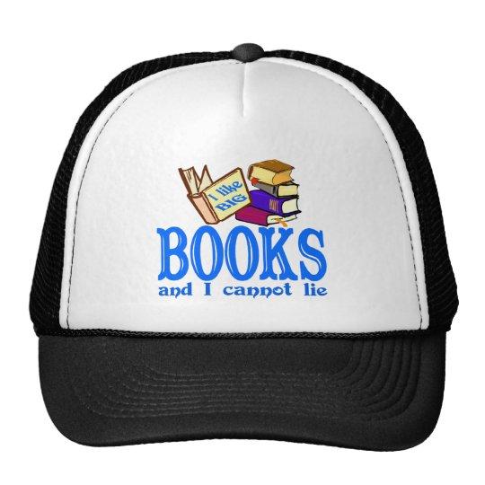 Book Lovers Trucker Hat