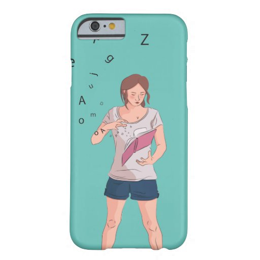 Book magician barely there iPhone 6 case