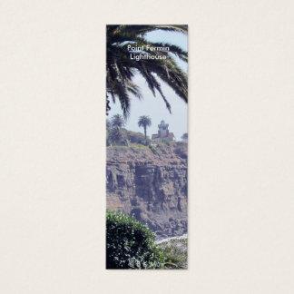 Book mark - Point Fermin Lighthouse Mini Business Card