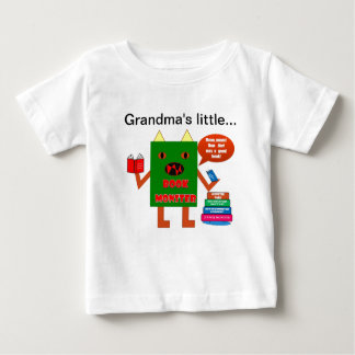 Book monster shirt