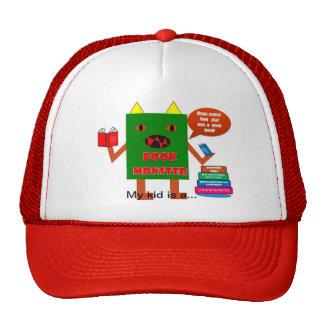 Book monster shirt trucker hat