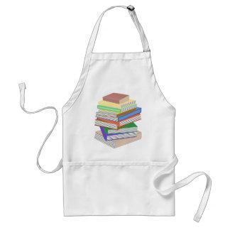 Book Nerd Adult Apron