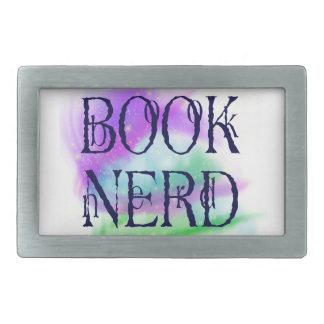 Book Nerd Light Belt Buckles