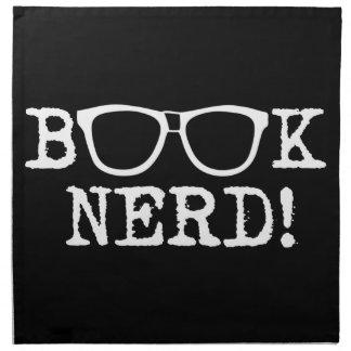 Book Nerd Cloth Napkins