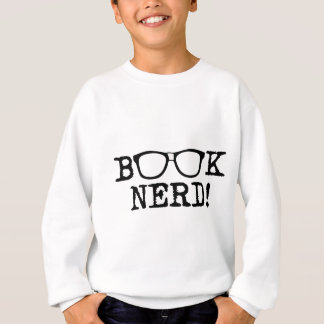 Book Nerd Sweatshirt