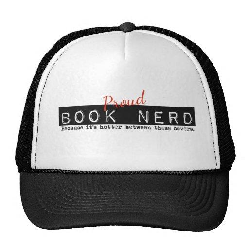 Book Nerd Trucker Hat