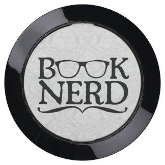 Book Nerd USB Charging Station