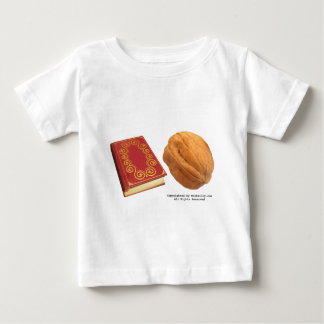 Book Nut Baby T-Shirt