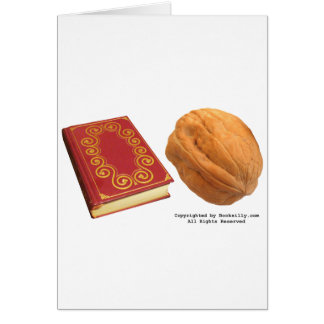 Book Nut Card