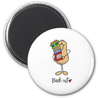 Book Nut Magnet