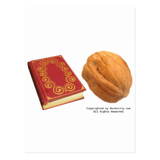 Book Nut Postcard