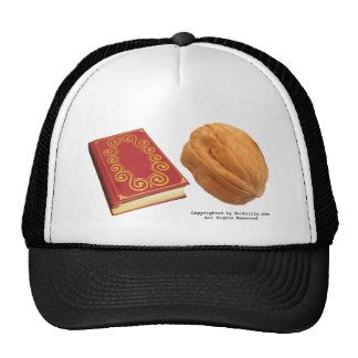 Book Nut Trucker Hat