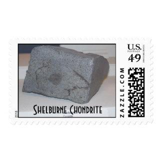 Book of 20 $.41 meteorite stamps - Shelburne