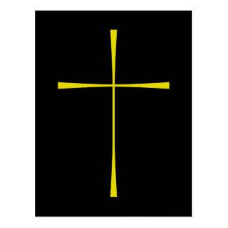 Book of Common Prayer Cross Postcards