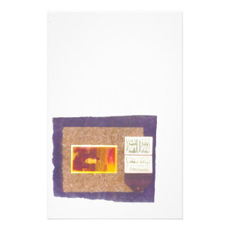 Book of Common Times Stationery
