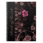Book of Dusk *Romance* Notebook