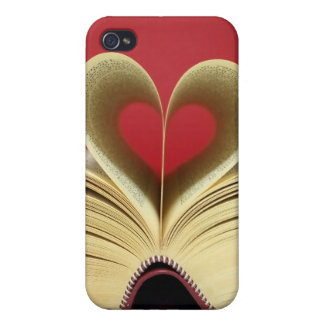 Book of Heart Phone Case
