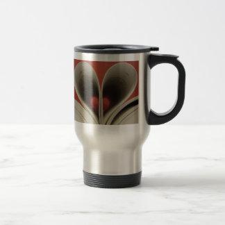 Book of Hearts Mug