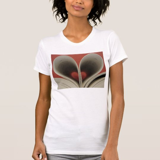 Book of Hearts T-Shirt