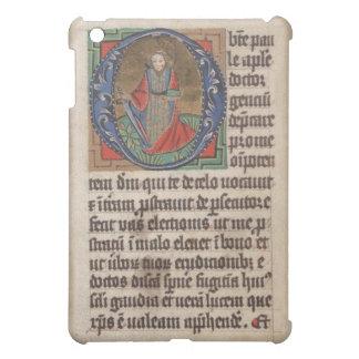 Book of Hours Medieval Illuminated Manuscript iPad Mini Cover