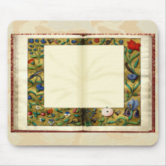 Book of Hours Mouse Pad