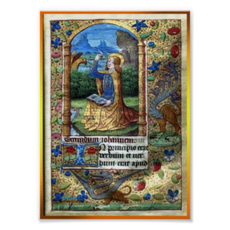 Book of Hours Poster