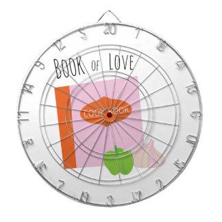 Book Of Love Dartboard
