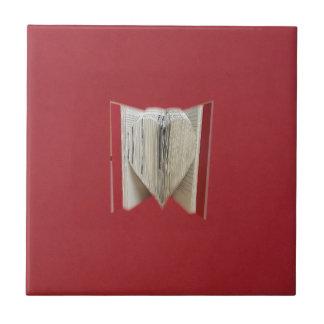 Book Of Love Heart Tiles