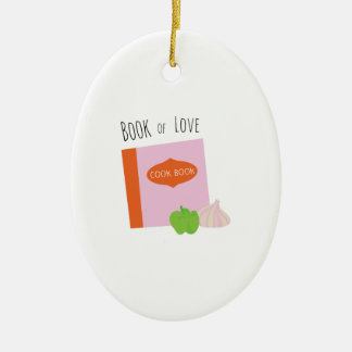Book Of Love Christmas Tree Ornaments