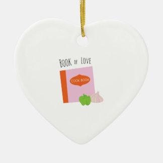 Book Of Love Ornament