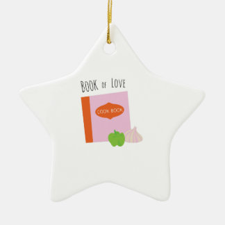 Book Of Love Christmas Ornaments